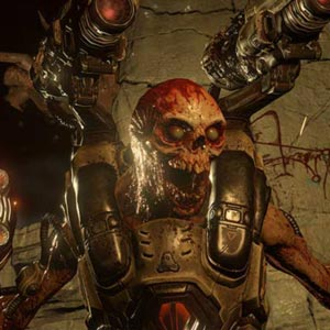 DOOM 4 PS4 Enemy