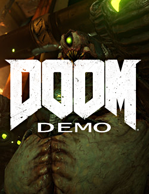 One Week of Free Doom Demo Gameplay Started Last Night