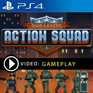 Door Kickers Action Squad PS4 Prices Digital or Box Edition