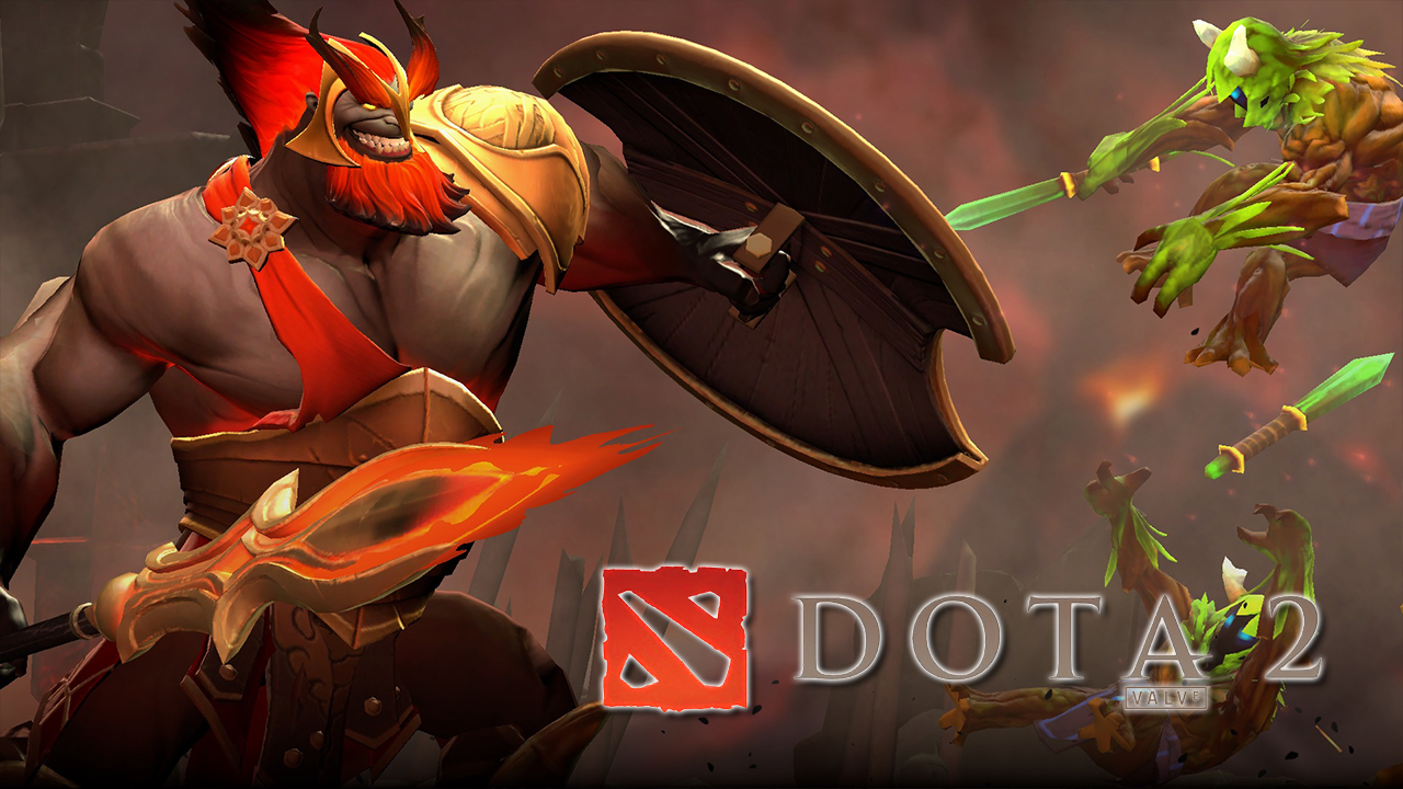 Mars has Arrived to Wage War with the Gods in DOTA 2 - AllKeyShop com