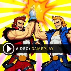 Double Dragon Neon Gameplay Video