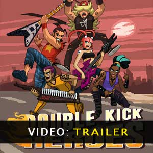 Buy Double Kick Heroes CD Key Compare Prices