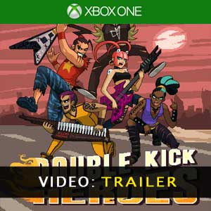 Double Kick Heroes Xbox One Prices Digital or Box Edition