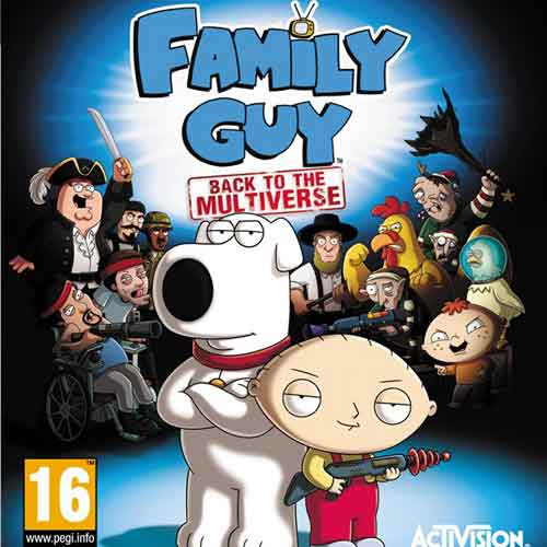 Buy Family Guy Back to the Multiverse CD KEY Compare Prices
