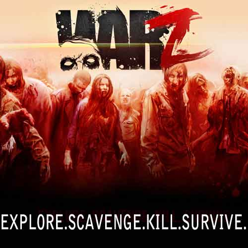 Buy The War Z CD KEY Compare Prices
