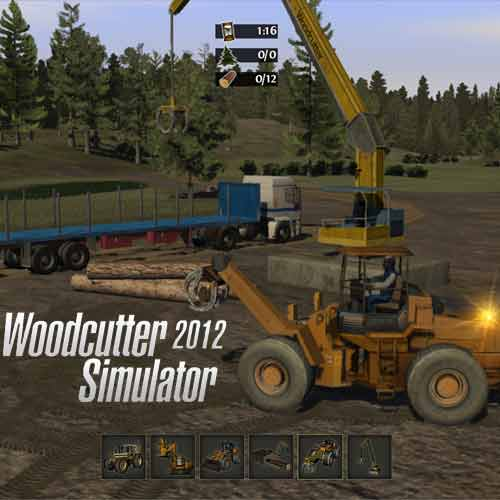 Buy Woodcutter Simulator 2012 CD KEY Compare Prices