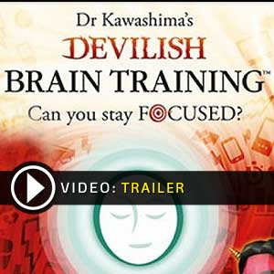 Dr Kawashimas Devilish Brain Training Nintendo 3DS Prices Digital or Physical Edition