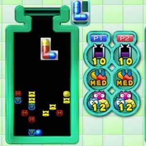 Dr Luigi Nintendo Wii U Dropping pills