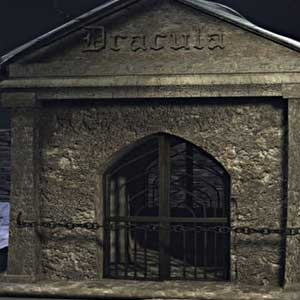 Dracula The Resurrection - Tomb