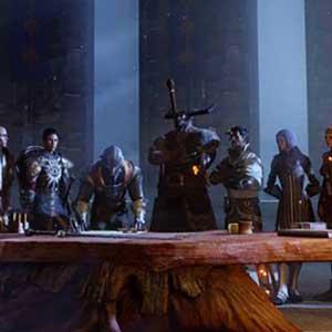 squad of legendary heroes