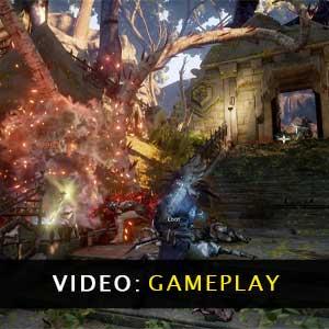 Dragon Age Inquisition Jaws Of Hakkon Gameplay Video