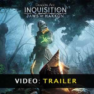 Dragon Age Inquisition Jaws Of Hakkon Trailer Video
