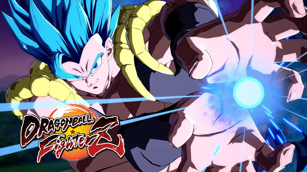 Dragon Ball FighterZ: Gogeta