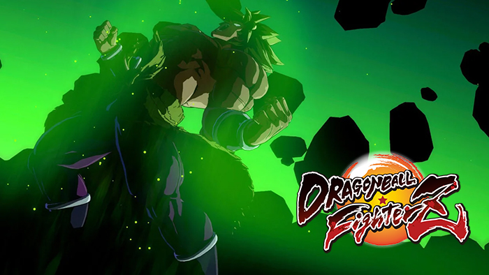 Dragon Ball FighterZ: DBS Broly