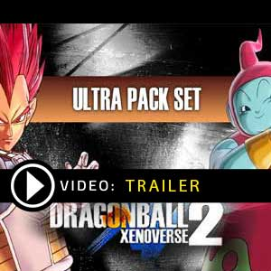 Buy DRAGON BALL XENOVERSE 2 Ultra Pack Set CD Key Compare Prices