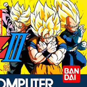 DRAGON BALL Z 3 RESSEN JINZONINGEN