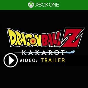 Dragon Ball Z Kakarot Xbox One Prices Digital or Box Edition