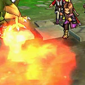 Dragon Quest battle