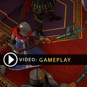DRAGON QUEST 11 Echoes of an Elusive Age Gameplay Video