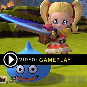 Dragon Quest Builders 2 PS4 Gameplay Video