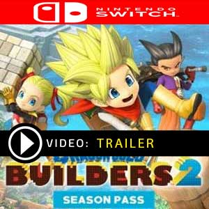 Dragon Quest Builders 2 Season Pass Nintendo Switch Prices Digital or Box Edition