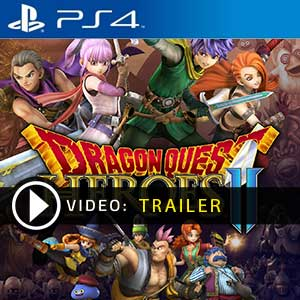 Dragon Quest Heroes 2 PS4 Prices Digital or Box Edition