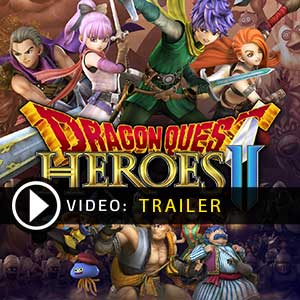 Buy Dragon Quest Heroes 2 CD Key Compare Prices