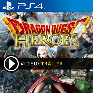 Dragon Quest Heroes Edition PS4 Prices Digital or Physical Edition