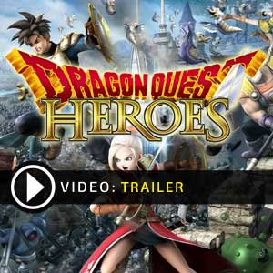 Buy Dragon Quest Heroes CD Key Compare Prices