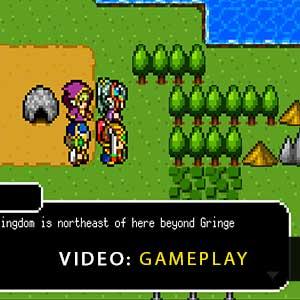 Dragon Sinker Gameplay Video