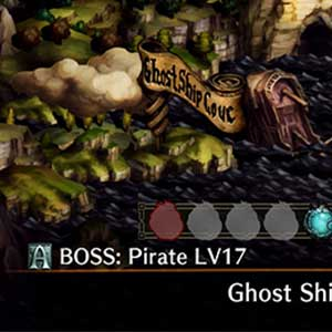 Dragons Crown Ghost Ship Cove