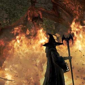 Dragons Dogma Dark Arisen Dragon