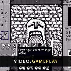 Drawngeon Dungeons of Ink and Paper Gameplay Video