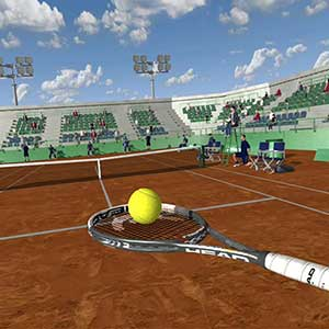 Dream Match Tennis VR