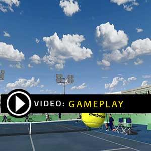 Dream Match Tennis VR Gameplay Video