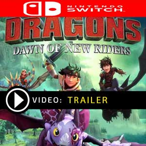 DreamWorks Dragons Dawn of New Riders Nintendo Switch Prices Digital or Box Edition