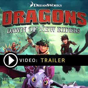 Buy DreamWorks Dragons Dawn of New Riders CD Key Compare Prices