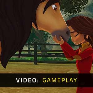 DreamWorks Spirit Lucky's Big Adventure Gameplay Video