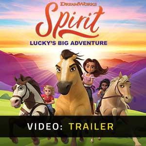 DreamWorks Spirit Lucky's Big Adventure Video Trailer