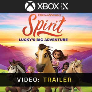 DreamWorks Spirit Lucky's Big Adventure Xbox Series X Video Trailer