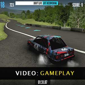 Drift Zone Arcade Gameplay Video