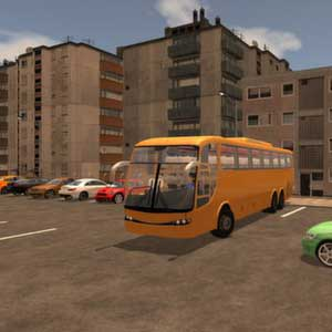 Driving School Simulator - Parking