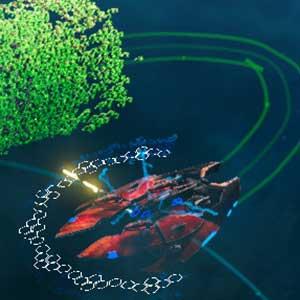 Drone Swarm Wall