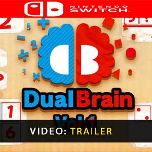 Dual Brain Vol 1 Calculation Nintendo Switch Prices Digital or Box Edition
