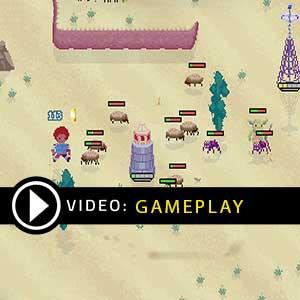Duke of Defense Nintendo Switch Gameplay Video