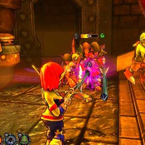 Dungeon Defenders - Attack
