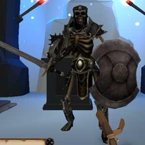 Dungeon Scavenger Legendary Skeleton