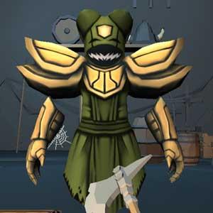 Dungeon Scavenger Legendary Green Ghost