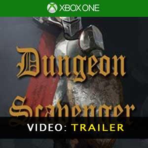 Dungeon Scavenger Video Trailer