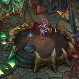 Dungeons 2 - Game Interface